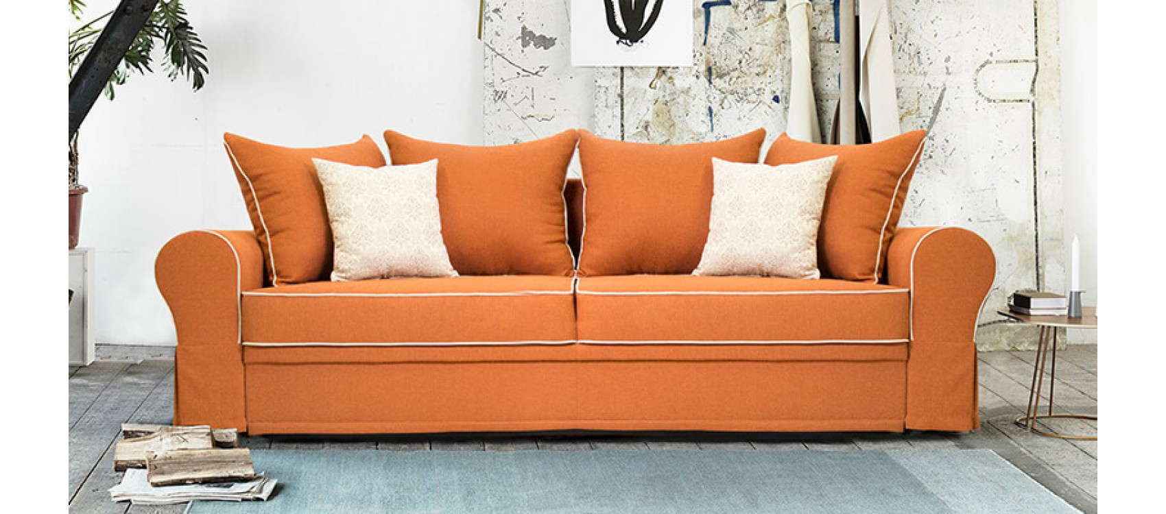 Sofa ALICE foto 2