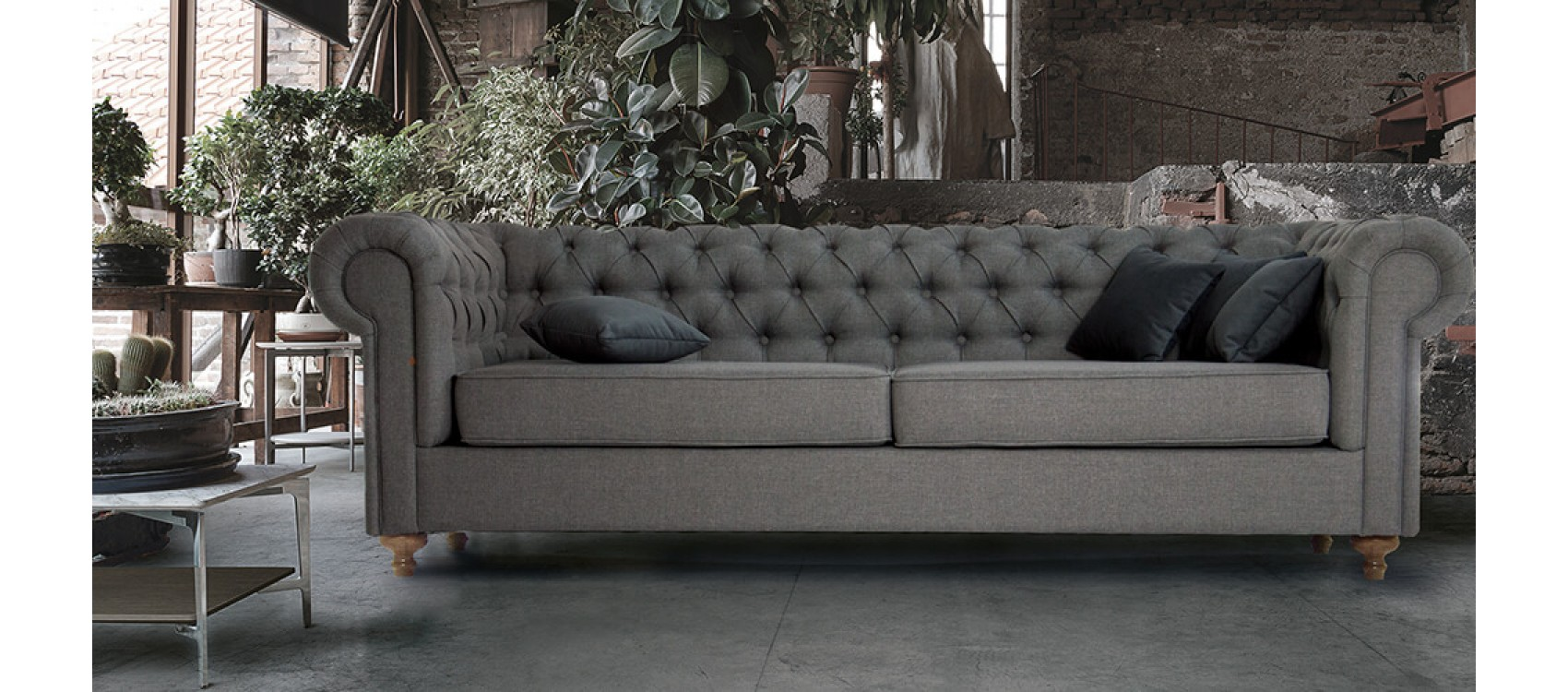 Sofa CHESTER  3 SEATER صور 1